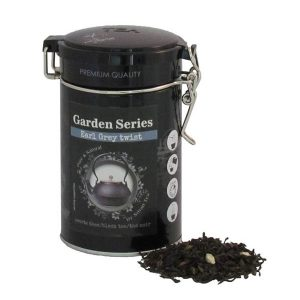 STG40148F Garden Series Tin Earl Grey