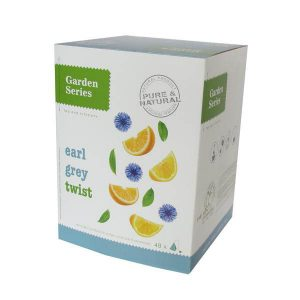 STG40345 Garden Series piramide Earl grey box